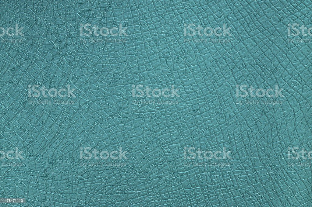 Colored leather stock photo