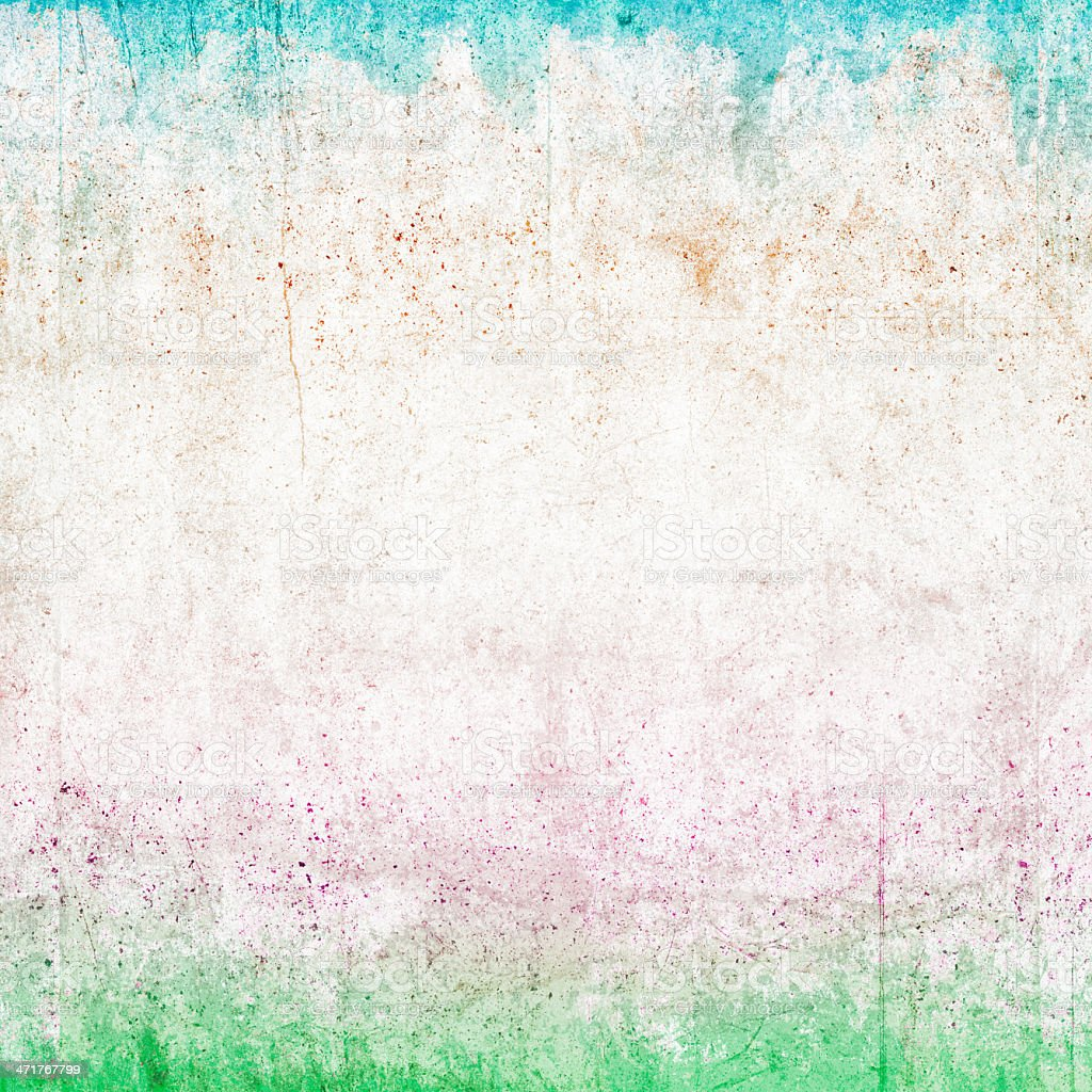 Colored paper texture, weathered and aged royalty-free stock photo