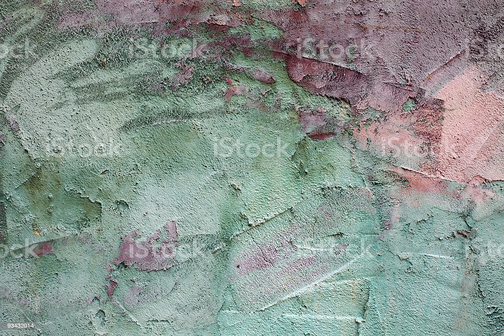 colored wall stock photo