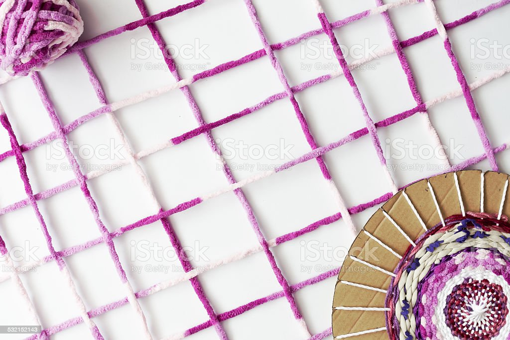Blazer cor yarns foto royalty-free