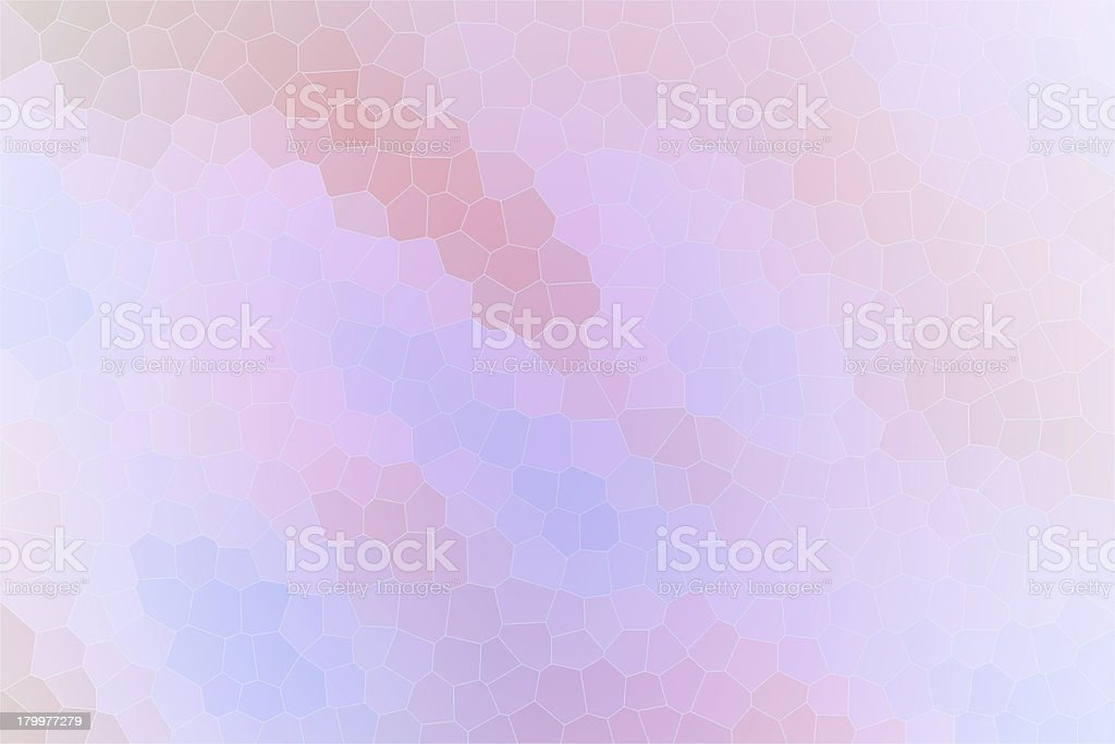 Colorfu pink bluel mosaic textile texture as background royalty-free stock photo