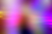 Colorful Abstarct Background with Rainbow Colors, Horizontal Graphic Overlay