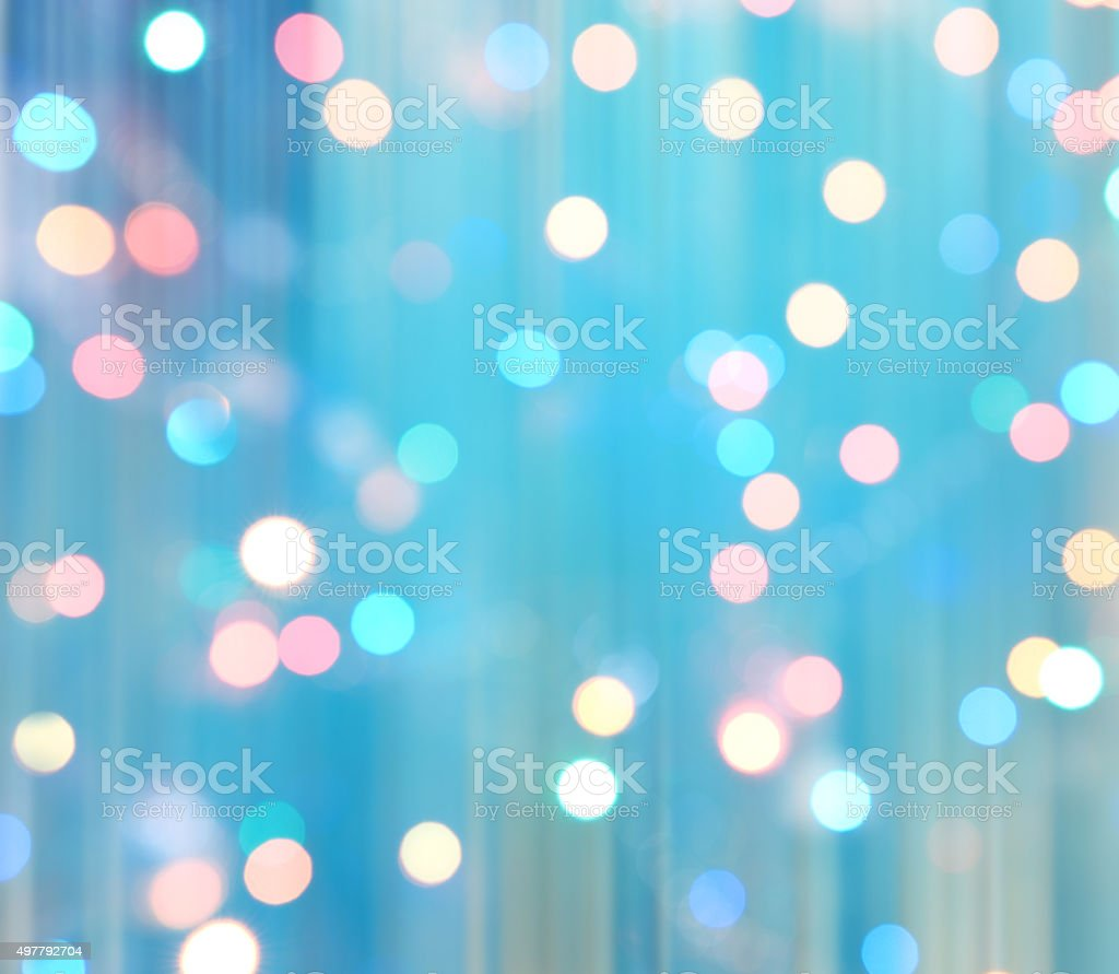 colorful abstract background blur motion with bokeh light stock photo