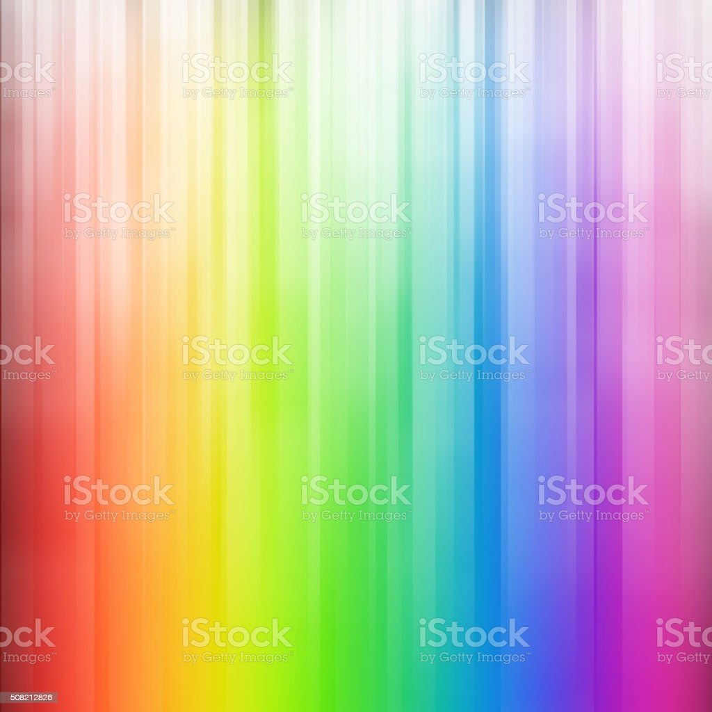 Colorful Abstract Background with Rainbow Colors stock photo