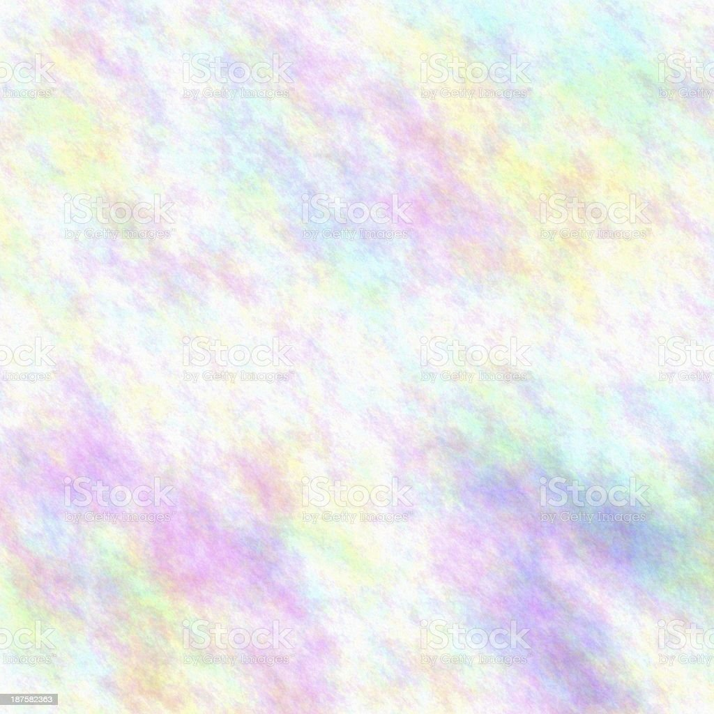 Colorful Abstract Background (white & pastel) - XII royalty-free stock photo