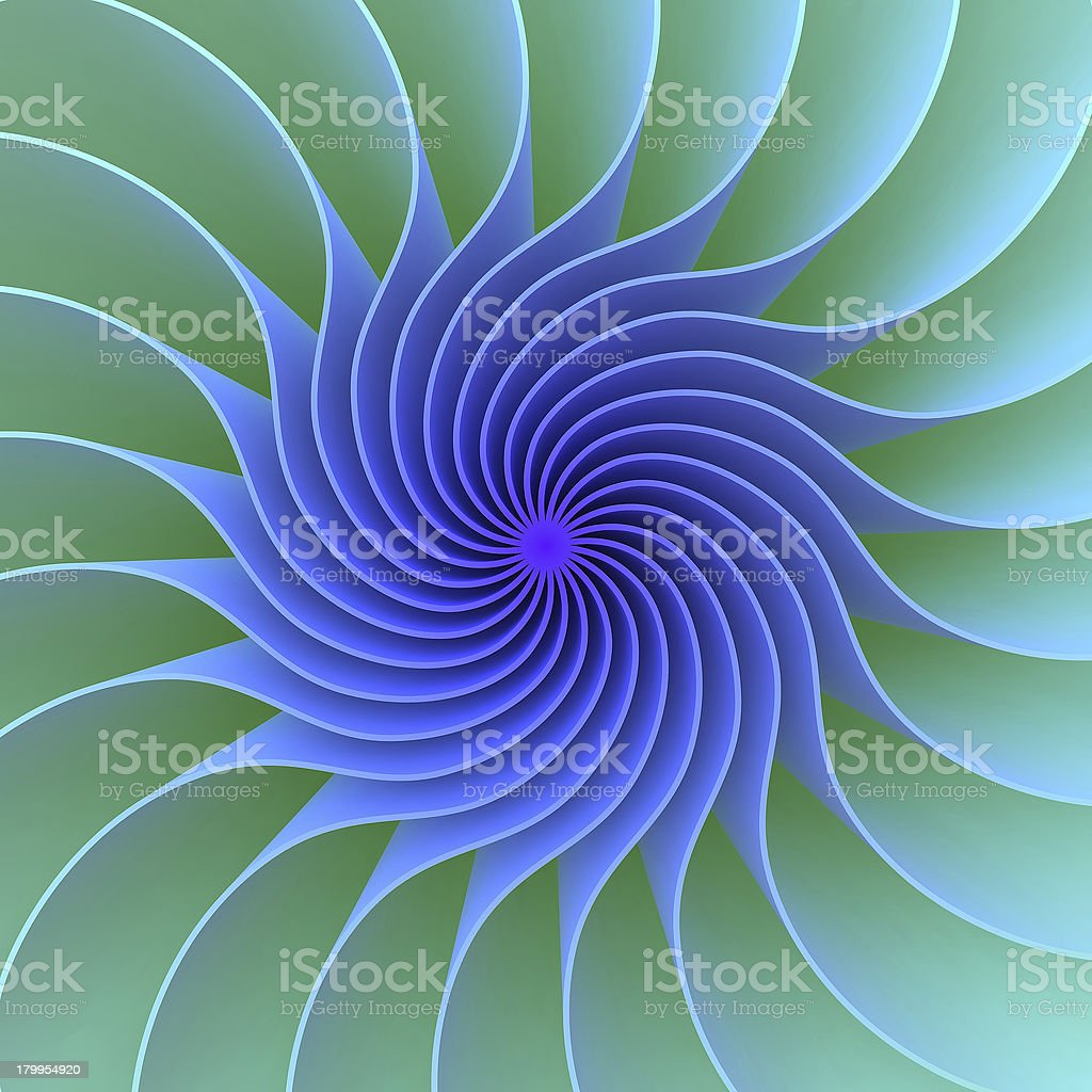 Colorful abstract lines for background royalty-free stock photo