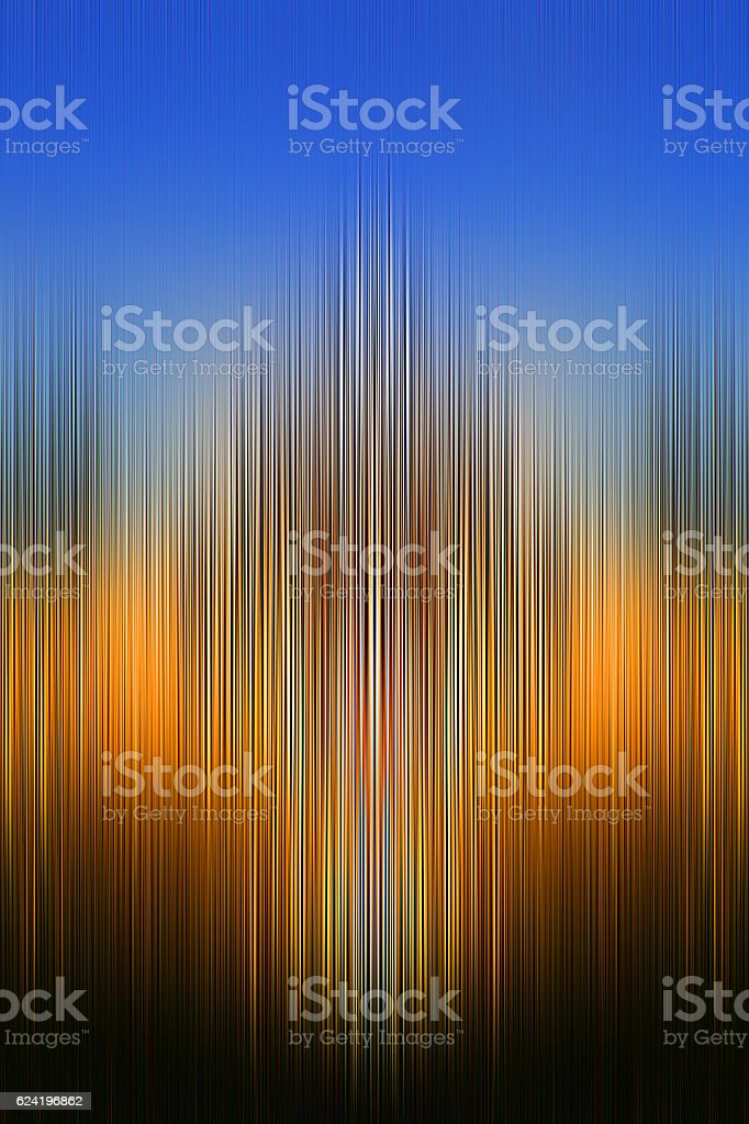 Colorful Abstract Nature Background stock photo