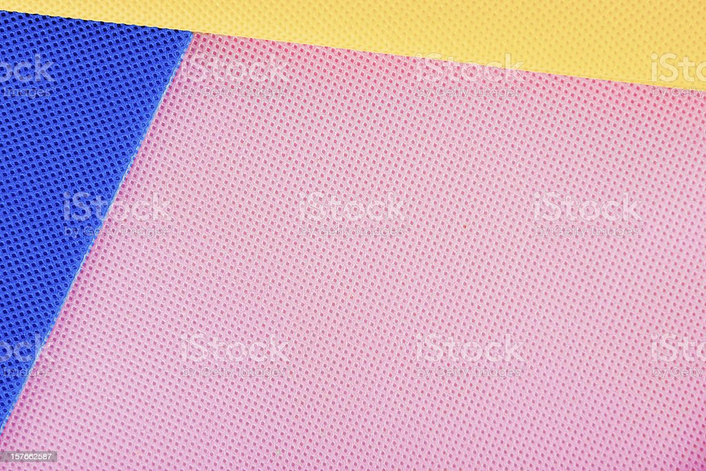 colorful background and house shape royalty-free stock photo