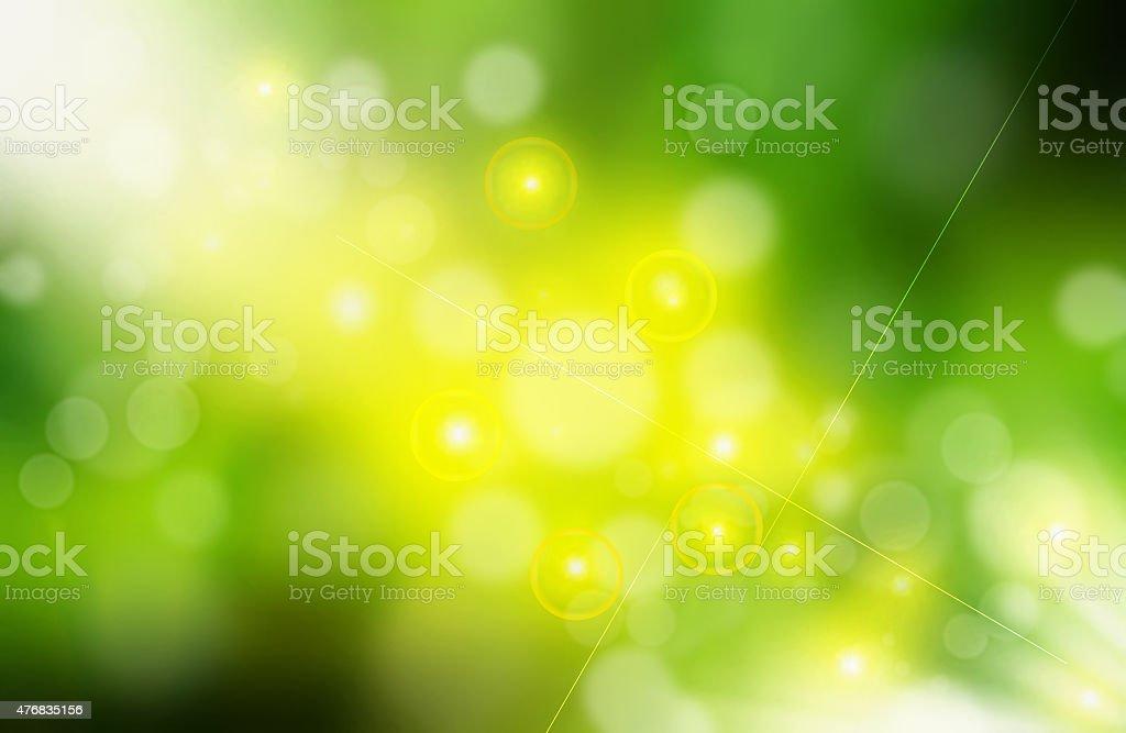 Fundo colorido em cores verde foto royalty-free