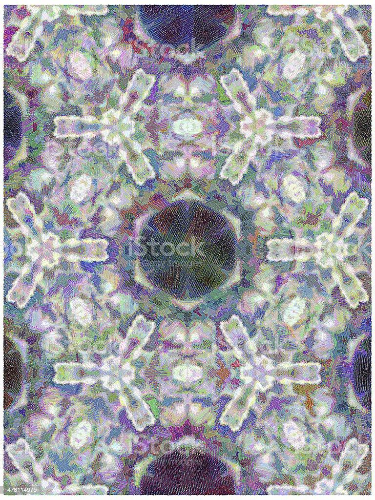 colorful background kaleidoscope royalty-free stock photo