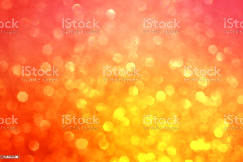 Colorful Background With Bokeh Lights stock photo