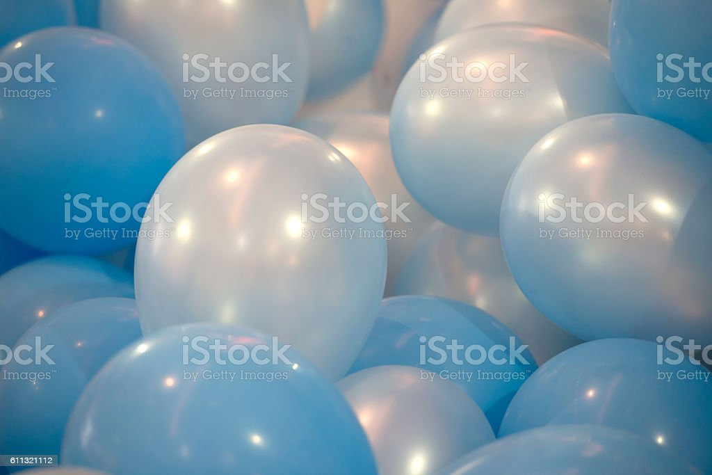 colorful balloons background stock photo