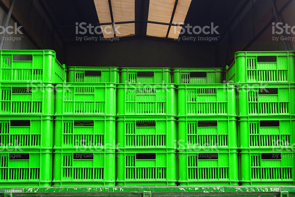 Colorful business stock photo