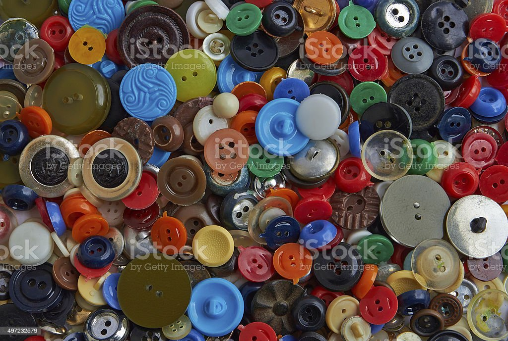 colorful buttons royalty-free stock photo
