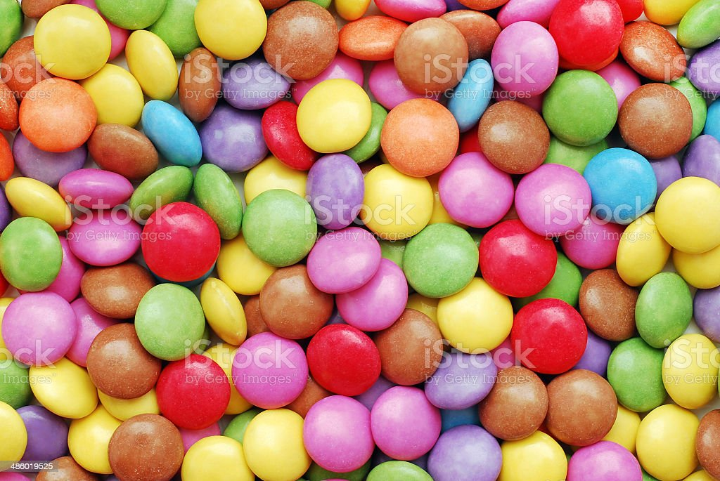 colorful candy background stock photo