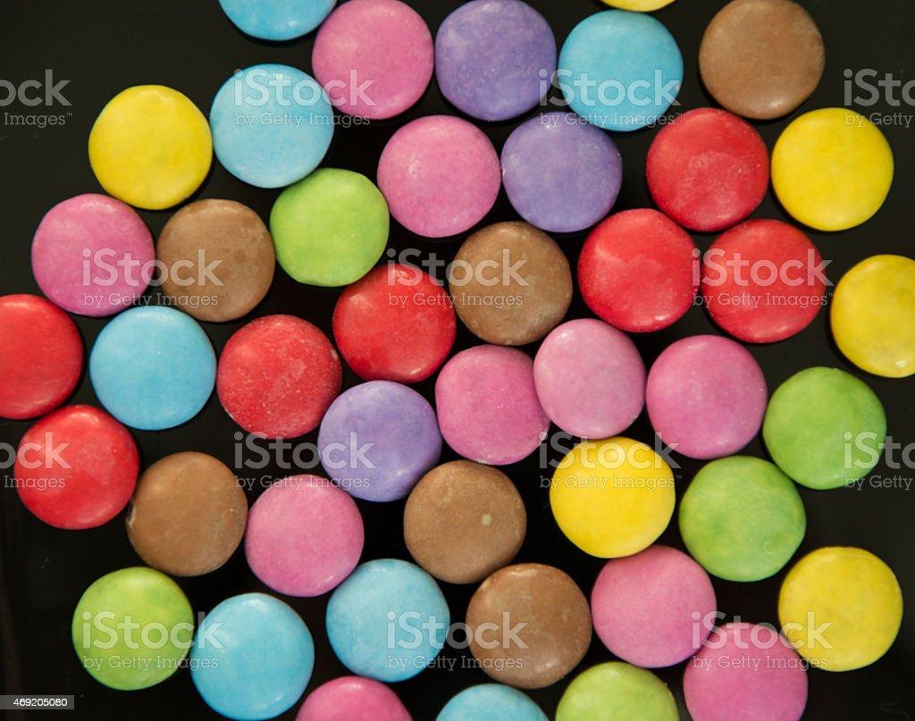 Colorido caramelos foto de stock libre de derechos