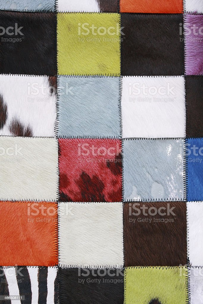 Colorful carpet royalty-free stock photo
