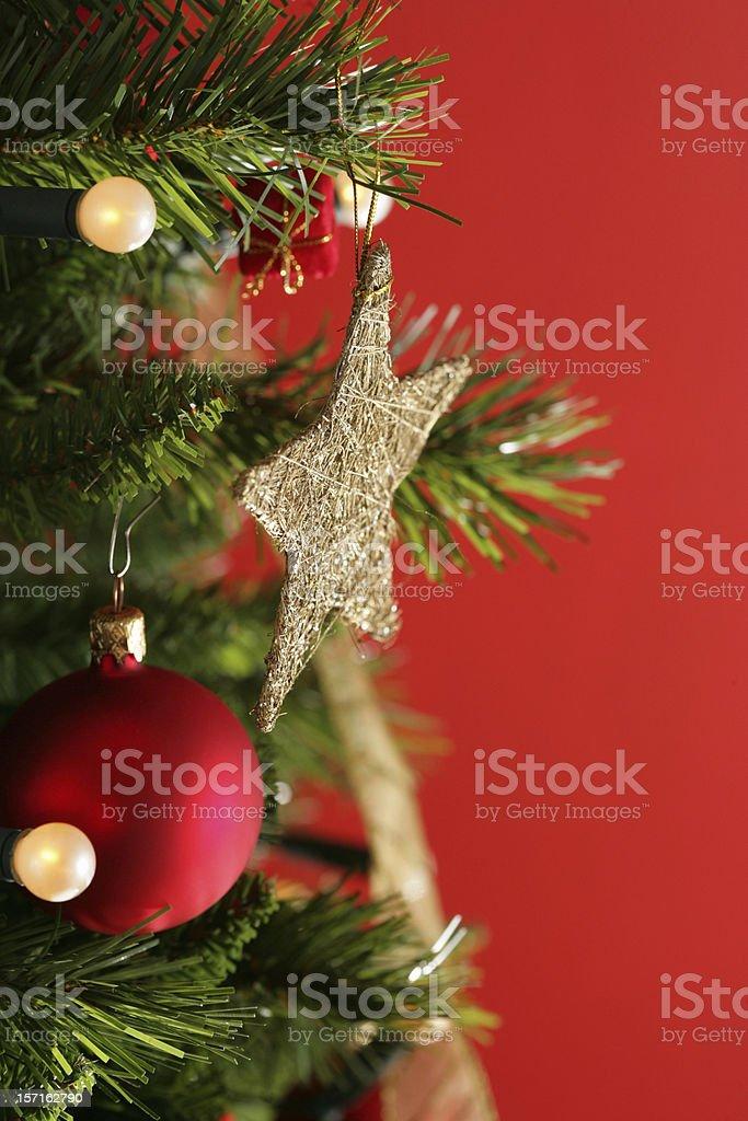 Colorful Christmas royalty-free stock photo