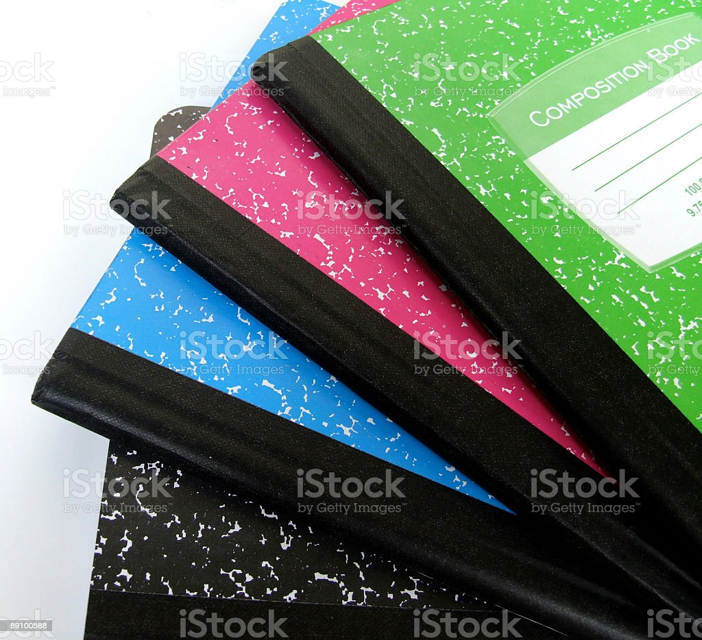 Colorful Compositions royalty-free stock photo
