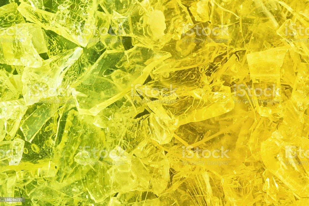colorful crystal bachground royalty-free stock photo
