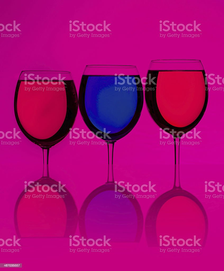 Colorful Drink royalty-free stock photo