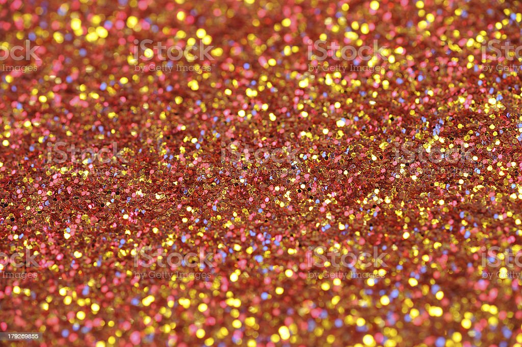 Colorful dust royalty-free stock photo