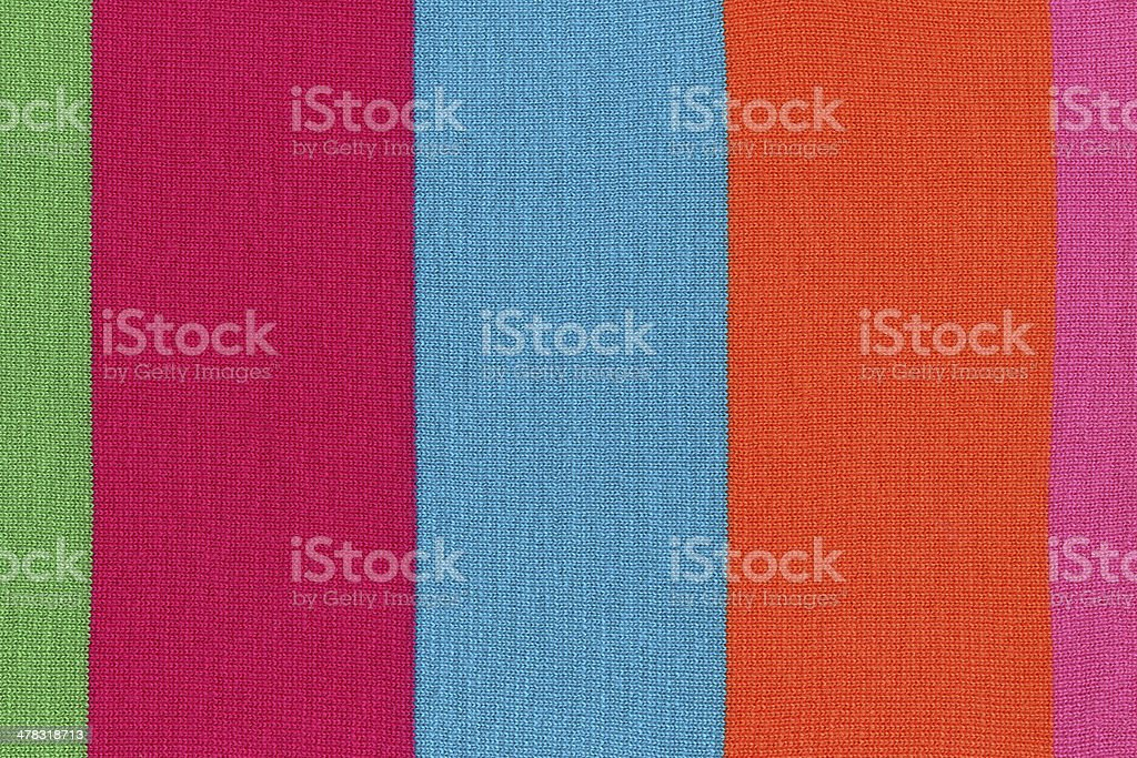 Colorful Fabric Background royalty-free stock photo