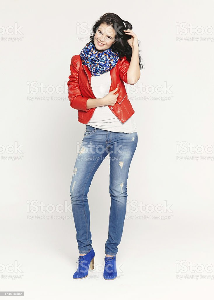 Colorful Fashion royalty-free stock photo