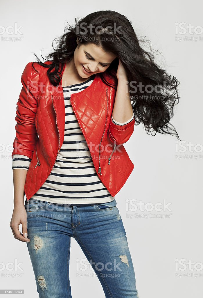 Colorful Fashion royalty-free stock photo