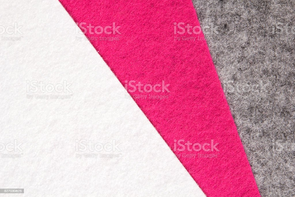 colorful felt texture stock photo