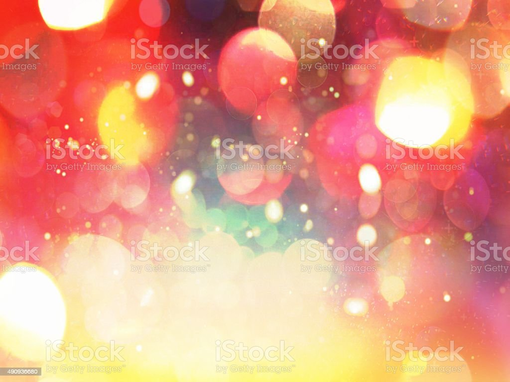 Colorful Festive Background stock photo