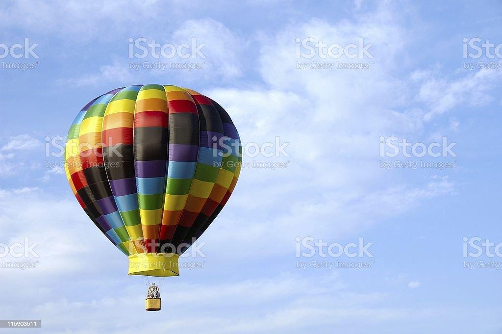 Colorful Flight stock photo