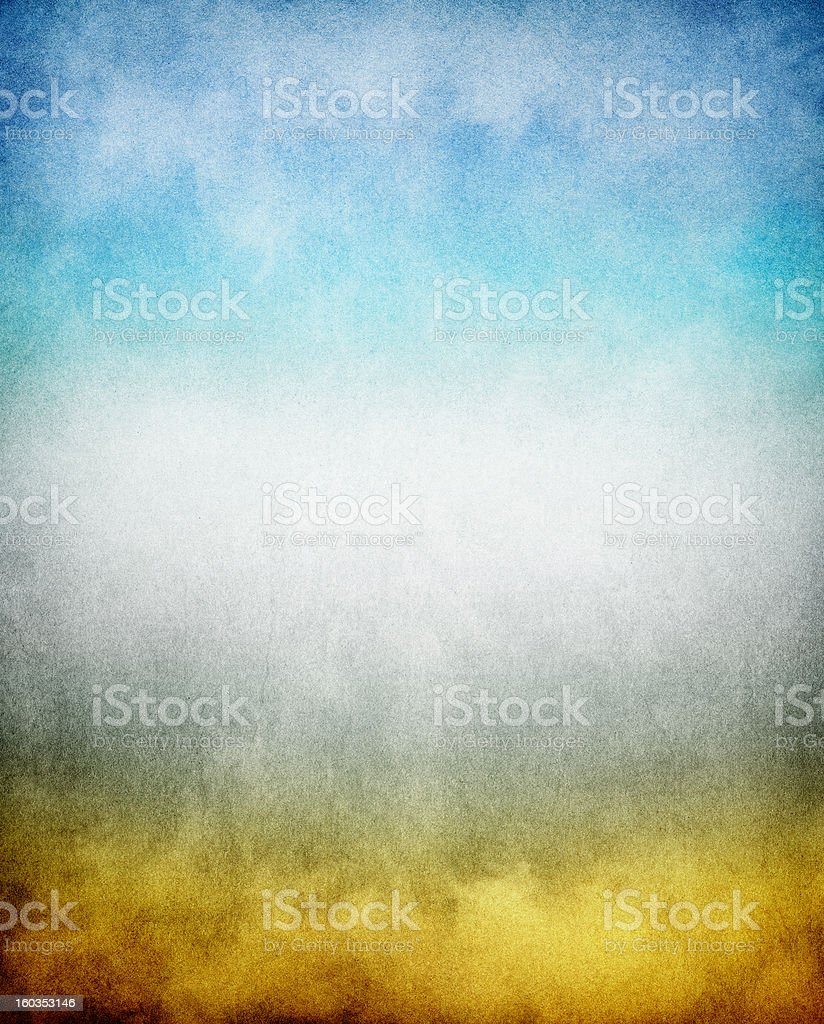 Colorful Fog royalty-free stock photo