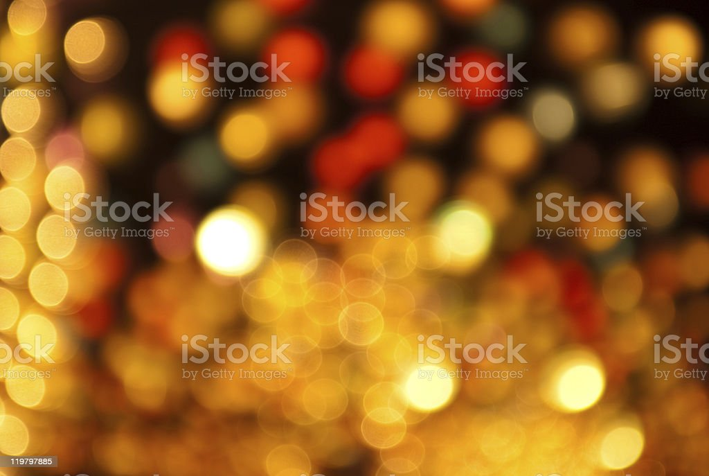 Colorful Glitter royalty-free stock photo