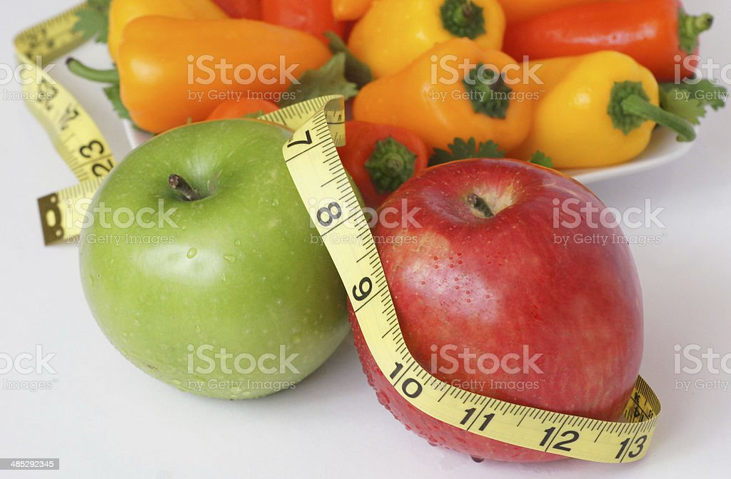 Colorful Health Food royalty-free stock photo