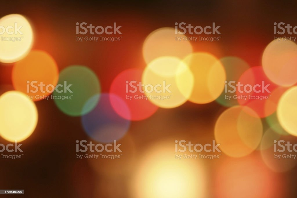 Colorful highlights royalty-free stock photo