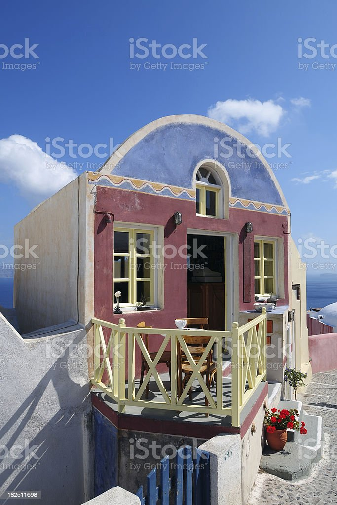 Colorful House - XLarge royalty-free stock photo