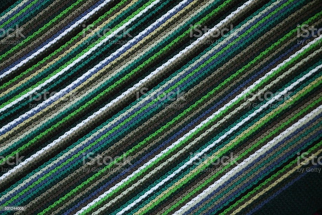 Colorful knitted wool background stock photo