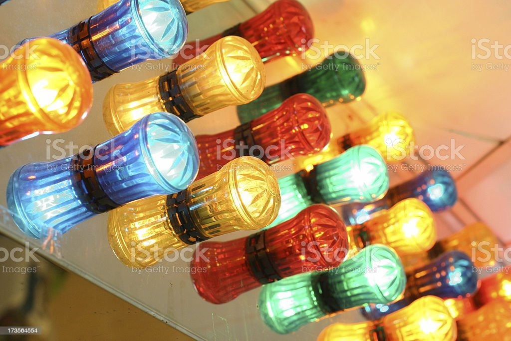 Colorful Lights royalty-free stock photo
