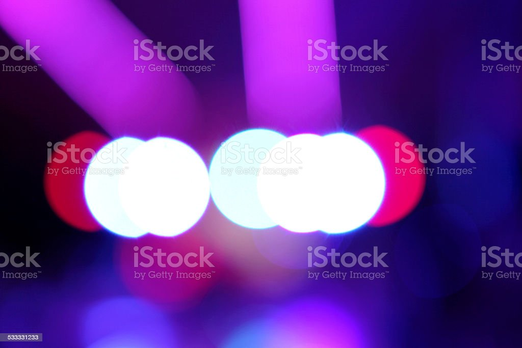 Красочные огни Стоковые фото Стоковая фотография