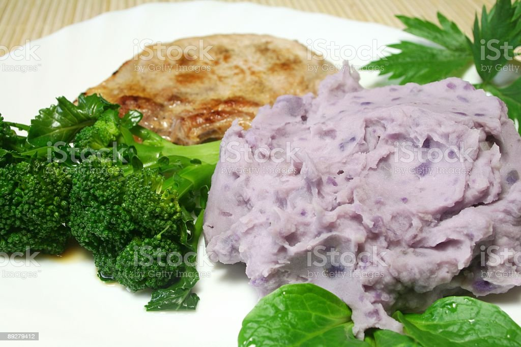 Colorful Meal stock photo