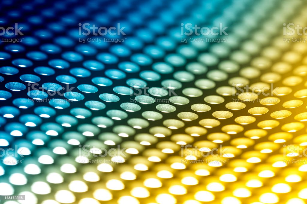 Colorful metal sheet background. royalty-free stock photo