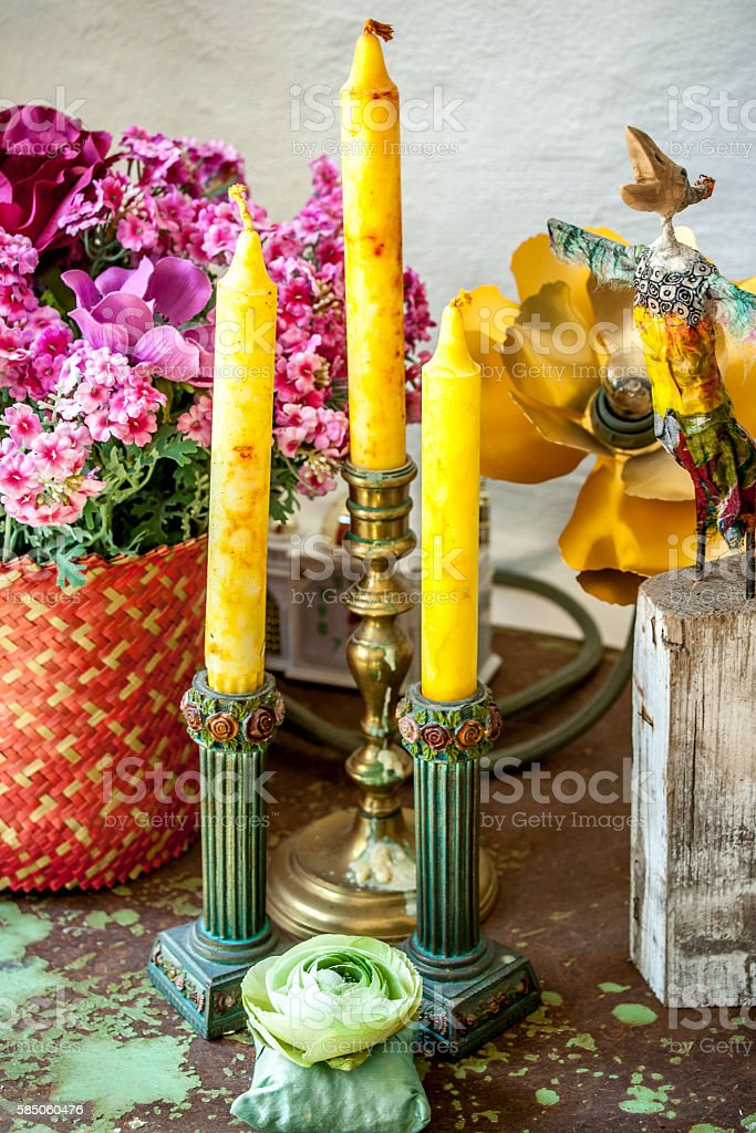 colorful mood interior image stock photo