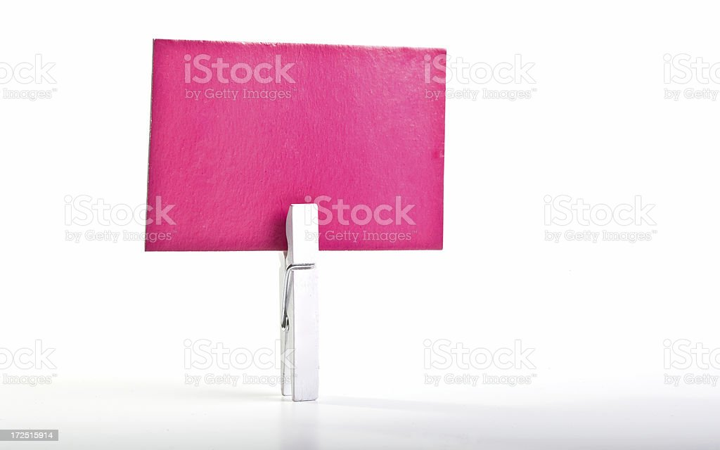 colorful  notepad on white background stock photo