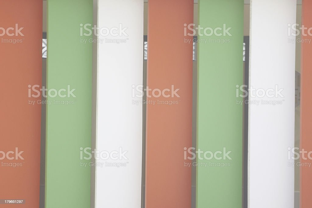 Colorful of Plank. royalty-free stock photo