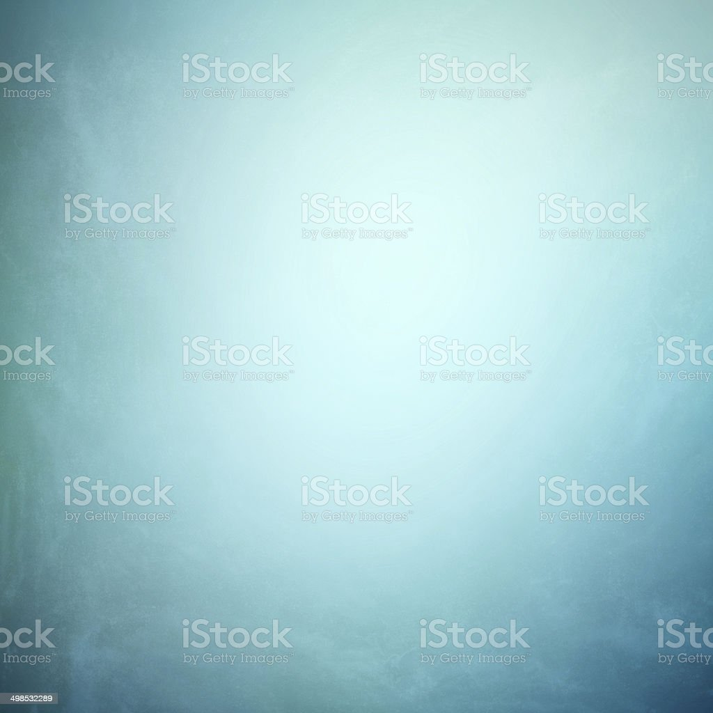 Colorful painted light blue texture background stock photo