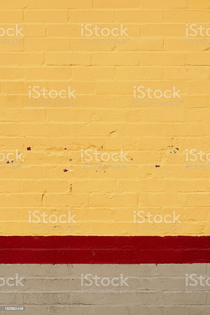 Colorful Painted Wall Background royalty-free stock photo