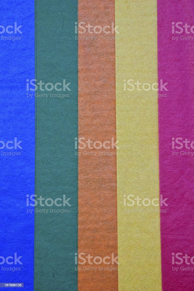 Colorful paper background royalty-free stock photo