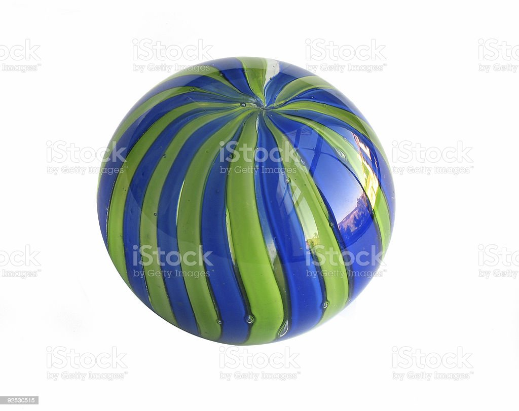 colorful paperweight stock photo
