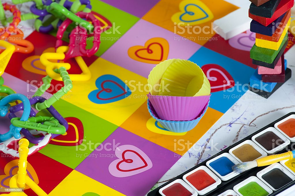 Colorful. royalty-free stock photo
